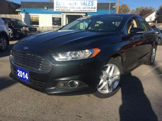 Used 2014 Ford Fusion SE LOADED for sale in St Catharines, ON
