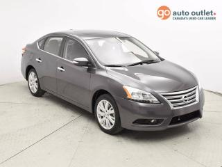 Used 2014 Nissan Sentra SL for sale in Red Deer, AB