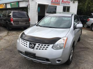Used 2009 Nissan Rogue S for sale in Scarborough, ON