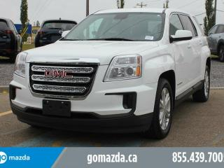 Used 2017 GMC Terrain SLE-1 AWD BACKUP CAMERA POWER OPTIONS ACCIDENT FREE for sale in Edmonton, AB