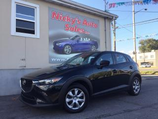 Used 2016 Mazda CX-3 AWD GX SKYACTIV TECHNOLOGY - BACKUP CAM - LOADED! for sale in Gloucester, ON