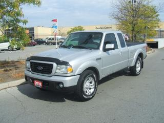 Used 2008 Ford Ranger Sport 4X4 for sale in York, ON
