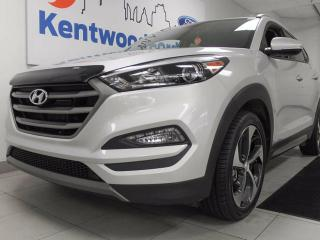 Used 2016 Hyundai Tucson Tuscon 1.6T AWD, heated seats all around, power drivers seat and back up cam for sale in Edmonton, AB