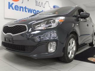Used 2015 Kia Rondo Rondo- Heated seats all around and can you believe it fits SEVEN SEATS!? for sale in Edmonton, AB
