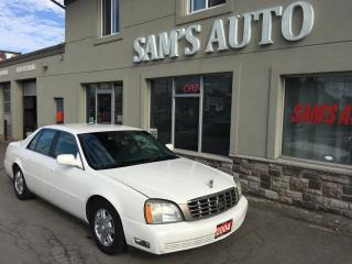 Used 2004 Cadillac DeVille for sale in Hamilton, ON
