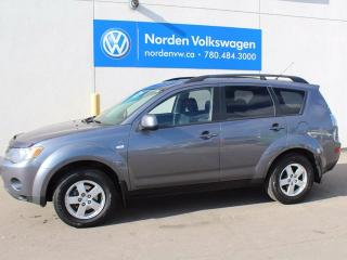 Used 2008 Mitsubishi Outlander LS for sale in Edmonton, AB