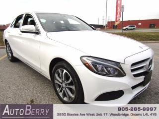 Used 2015 Mercedes-Benz C-Class C300 - 4MATIC for sale in Woodbridge, ON