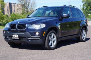 Used 2007 BMW X5 *Low Km* Rare Color Combo ~ No Accident ~ MINT for sale in North York, ON