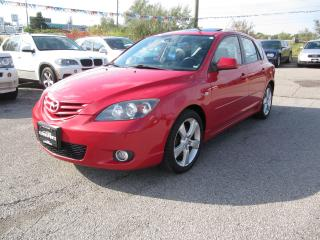 Used 2005 Mazda MAZDA3 Sport GS for sale in Newmarket, ON