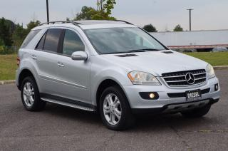 Used 2008 Mercedes-Benz ML 320 CDI *No Accident* Extra Clean Truck! for sale in North York, ON