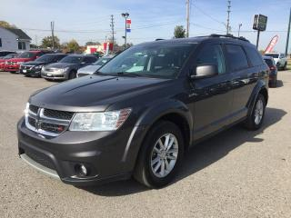 Used 2015 Dodge JOURNEY SXT * POWER GROUP * PREMIUM CLOTH SEATING * 7 PASS for sale in London, ON