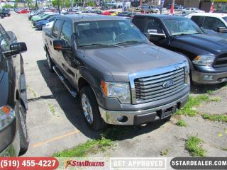 Used 2012 Ford F-150 XTR   4X4   6PASS for sale in London, ON