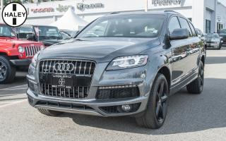 Used 2014 Audi Q7 3.0T for sale in Surrey, BC
