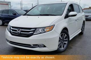 Used 2014 Honda Odyssey Touring Elite, Nav, DVD Monito for sale in Winnipeg, MB