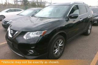 Used 2014 Nissan Rogue SL Premium, AWD, Nav, Leather, for sale in Winnipeg, MB