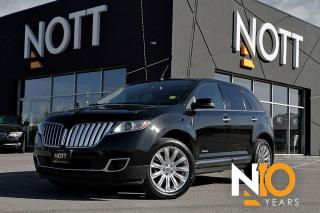 Used 2013 Lincoln MKX Limited, AWD, Navi, Double Sun for sale in Winnipeg, MB