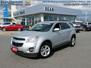 Used 2012 Chevrolet Equinox 1LT for sale in Carleton Place, ON
