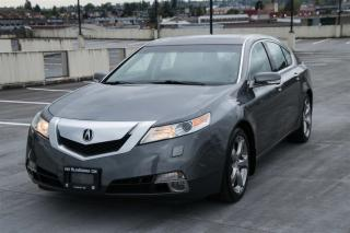 Used 2009 Acura TL Tech Coquitlam Location - 604-298-6161 for sale in Langley, BC