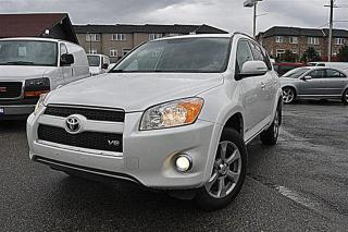 Used 2012 Toyota RAV4 V6,Limited,Navi,4WD,Toyota Safety for sale in Aurora, ON