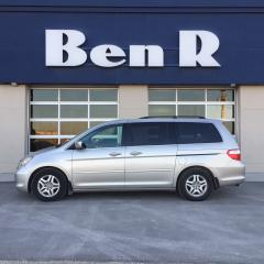 Used 2005 Honda Odyssey EX-L for sale in Steinbach, MB