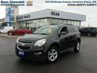 Used 2015 Chevrolet Equinox LT w/2LT for sale in Carleton Place, ON