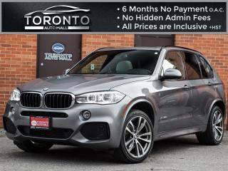 Used 2015 BMW X5 xDrive35d+M sport+Navi+360 Cam+Pano roof+Blnd Spt for sale in North York, ON