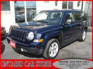 Used 2014 Jeep Patriot SPORT NORTH EDITION !!!1 OWNER!!! for sale in Toronto, ON