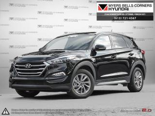 Used 2017 Hyundai Tucson for sale in Nepean, ON