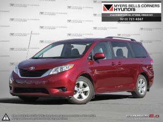 Used 2014 Toyota Sienna LE for sale in Nepean, ON