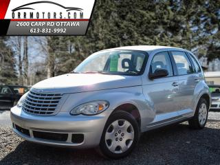 Used 2009 Chrysler PT Cruiser LX for sale in Stittsville, ON
