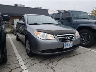 Used 2010 Hyundai Elantra GLS AS IS !!!! for sale in Concord, ON