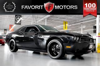 Used 2009 Dodge Challenger R/T HEMI | LTHR | HEATED SEATS | SUNROOF for sale in North York, ON