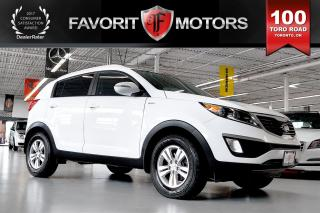 Used 2013 Kia Sportage LX AWD | HEATED SEATS | REAR SENSORS | BLUETOOTH for sale in North York, ON