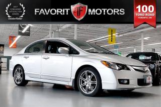 Used 2009 Acura CSX LTHR | HEATED SEATS | SUNROOF | CRUISE CONTROL for sale in North York, ON