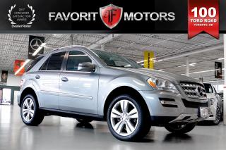 Used 2011 Mercedes-Benz ML-Class ML350 BlueTEC 4MATIC | NAV | BACK-UP CAMERA for sale in North York, ON