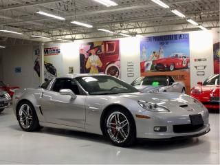 Used 2007 Chevrolet Corvette Z06, Chrome Wheels, Nav, HTD Seats, HUD for sale in Paris, ON