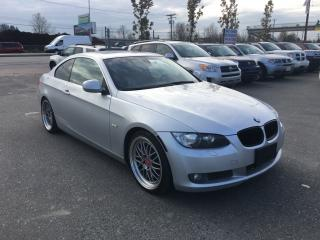 Used 2010 BMW 3 Series 2dr Cpe 335i RWD for sale in Coquitlam, BC