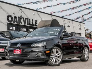 Used 2013 Volkswagen Eos Highline for sale in Oakville, ON