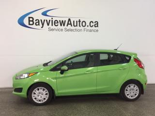 Used 2014 Ford Fiesta SE- 5 SPD HEATED SEATS A/C SYNC AMBIENT LIGHTING! for sale in Belleville, ON