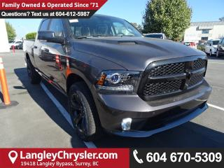 New 2018 Dodge Ram 1500 Sport RAM 1500 Night Special Edition for sale in Surrey, BC