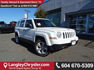 Used 2017 Jeep Patriot Sport/North *NEVER OWNED* CLEARING OUT  THE 2017's* for sale in Surrey, BC