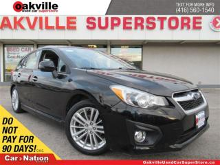 Used 2014 Subaru Impreza 2.0i Limited Package | AWD | SUNROOF | NAVI | for sale in Oakville, ON
