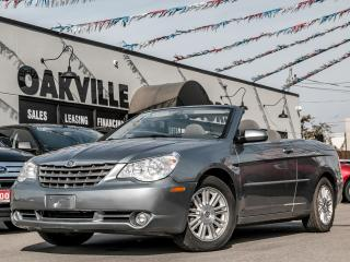 Used 2008 Chrysler Sebring Touring for sale in Oakville, ON