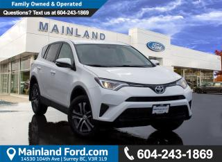 Used 2016 Toyota RAV4 LE No accidents for sale in Surrey, BC