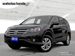 Used 2014 Honda CR-V EX Sold Pending Customer Pick Up...Back Up Camera, AWD, Heated Seats and more! for sale in Waterloo, ON