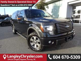 Used 2012 Ford F-150 FX4 *ACCIDENT FREE * LOCAL BC TRUCK * for sale in Surrey, BC