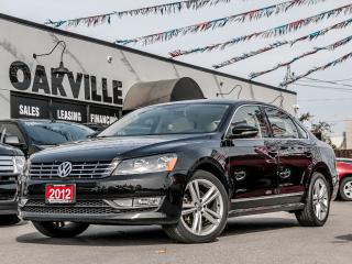 Used 2012 Volkswagen Passat 2.0 TDI Comfortline for sale in Oakville, ON