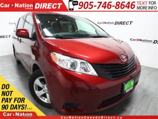 Used 2012 Toyota Sienna LE| 3-ZONE CLIMTAE CONTROL| OPEN SUNDAYS| for sale in Burlington, ON