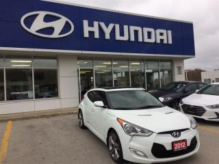 Used 2012 Hyundai Veloster - for sale in Owen Sound, ON