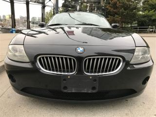 Used 2005 BMW Z4 6SP MANUAL,LOCAL,MINT CONDITION, for sale in Vancouver, BC